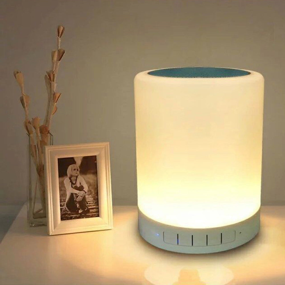 Wireless Bluetooth Light Speaker