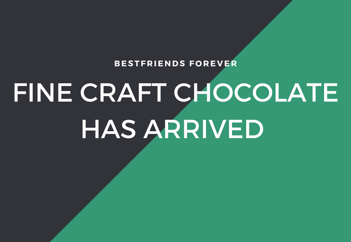 THE NEW CRAFT CHOCOLATE REVOLUTION