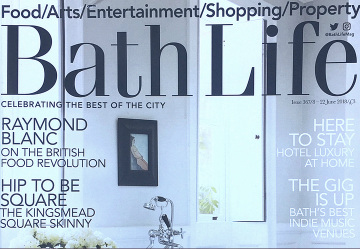 Q&A INTERVIEW WITH BATH LIFE MAGAZINE