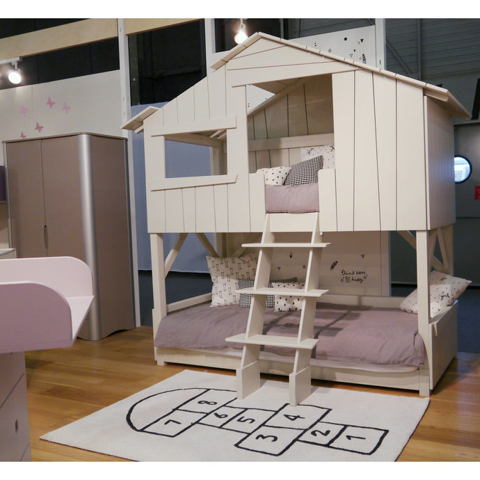 Treehouse Bunk Bed - Willow and Grey Interiors