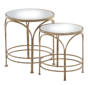 Ethan Nest Of Tables - 2 Tables - Willow and Grey Interiors