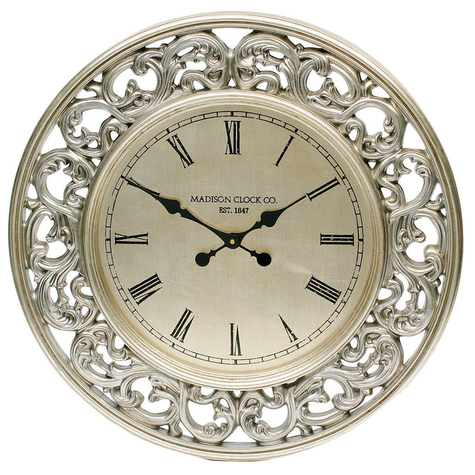 Gannon Clock - Willow and Grey Interiors