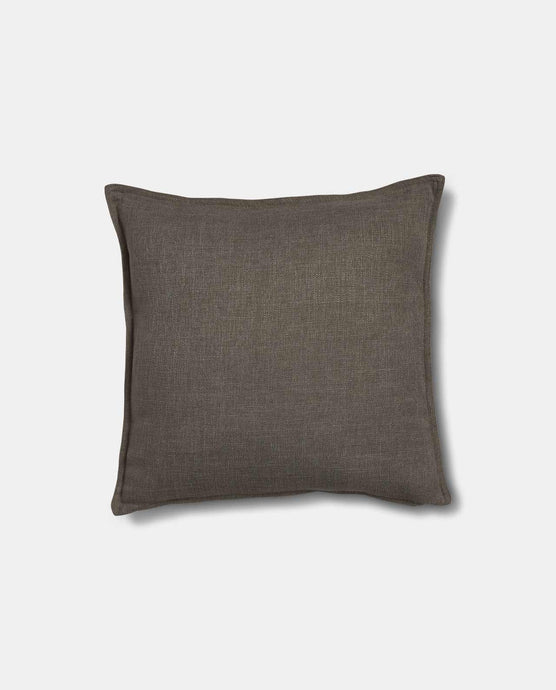 Grey scatter cushion cover