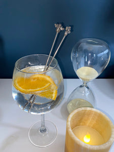 Bee Cocktail Stirrer - Willow and Grey Interiors