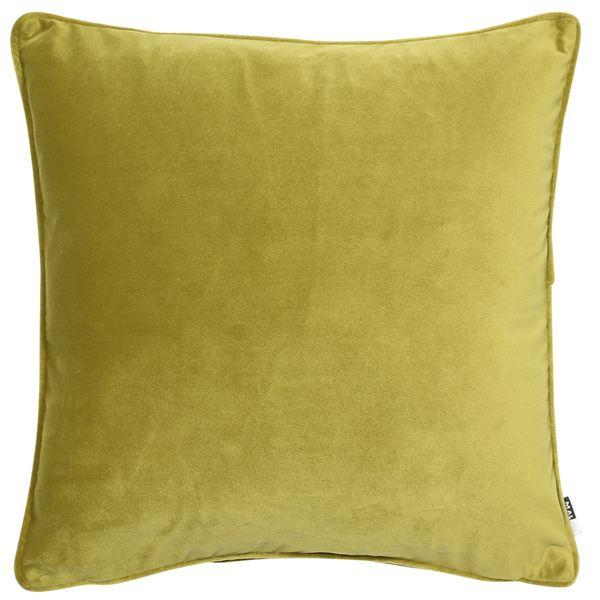 Luxury Cushion Acidgreen Colour