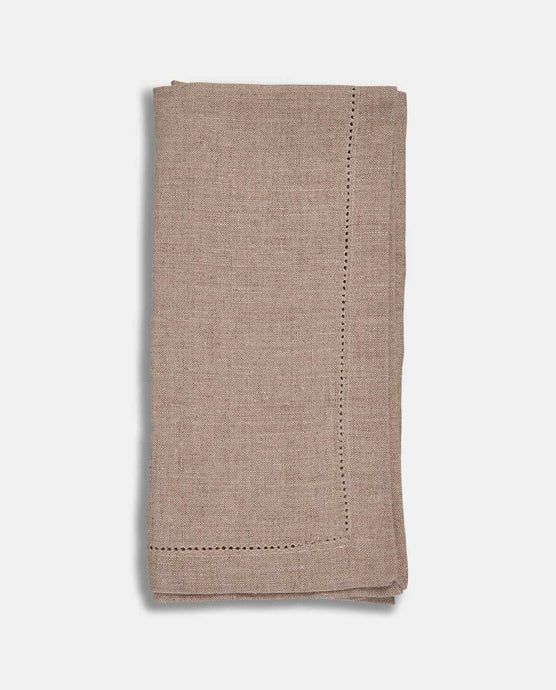 Natural 100% linen napkins