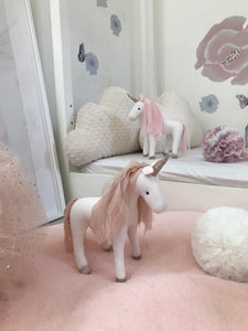 Little Unicorn in Champagne Colour
