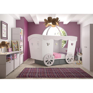 Carriage Bed - Willow and Grey Interiors