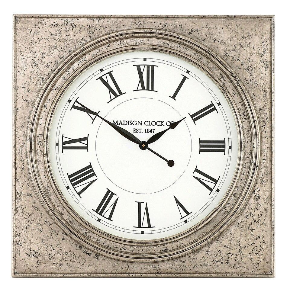 Roza Clock - Willow and Grey Interiors