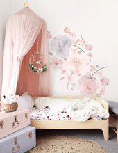 Bows & Roses Wall Stickers