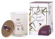 Sweet Pomegranate Luxury Candle