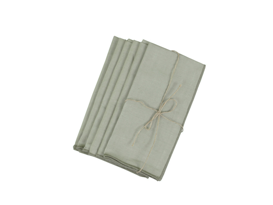 Verte Napkins - set of 6