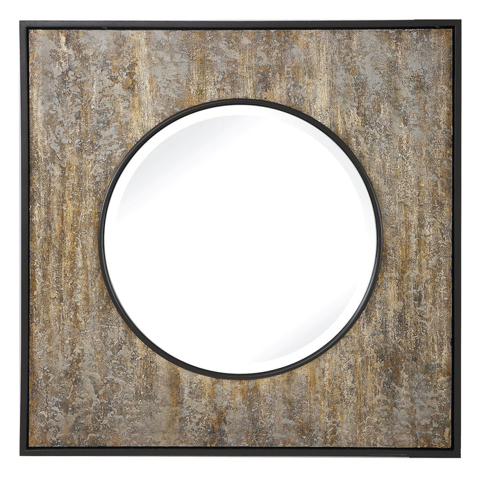Archibald Square Mirror - Willow and Grey Interiors