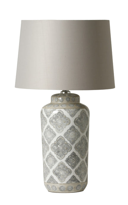 Cora Table Lamp - Willow and Grey Interiors