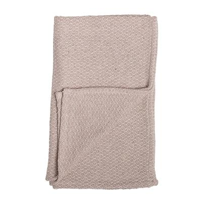 Cotton baby throw