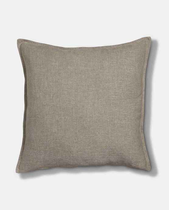 sand Linen scatter cushion cover - large