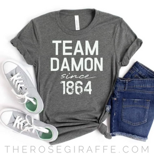 Team Damon Since 1864