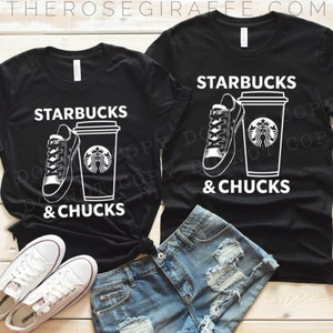 Star Bucks and Chucks (Kids)