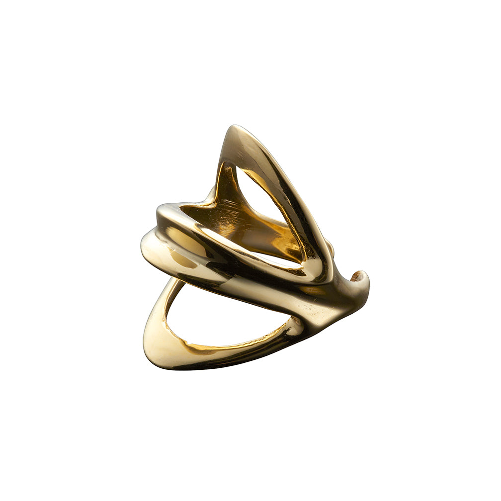 Bladerunner Knuckle Ring