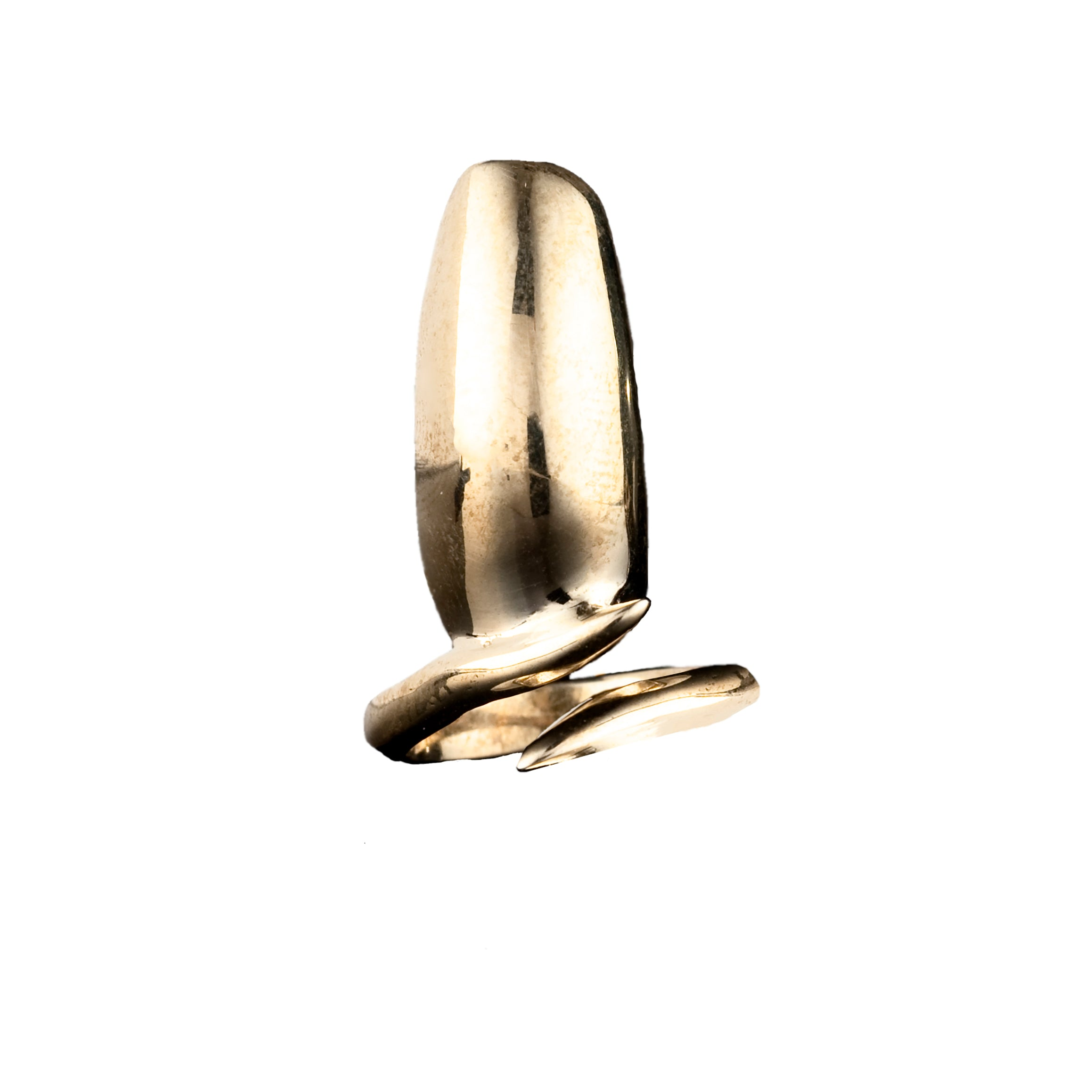 Sleek Nail Ring