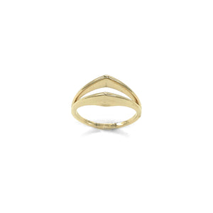 Petal Buttress Ring