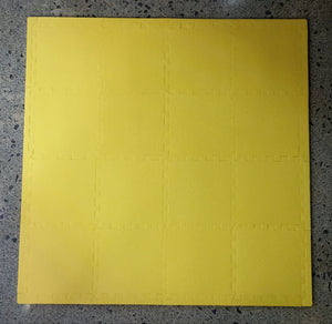 Mustard Yellow - solid colour