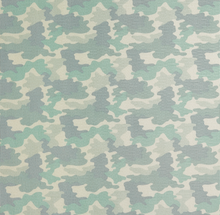 Star/Camo Play Mat