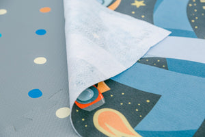 Space - Felt Play  Mat