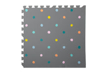 Girl Polka Dots (6 tiles)