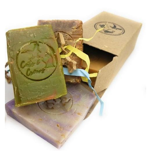 Candy Soap, Cinnamon mint, Cats and Crows