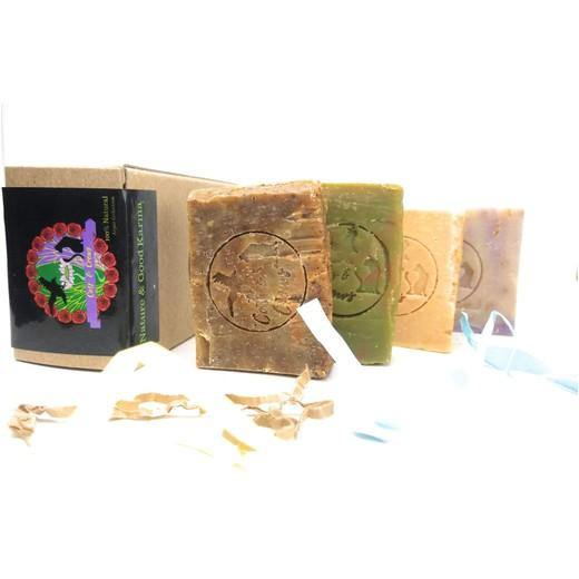 Silk & Cinnamint Soap Cats & Crows
