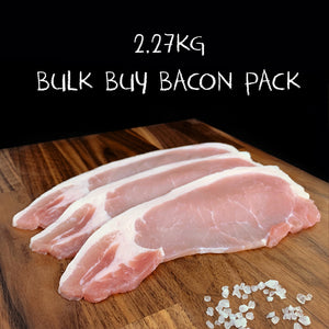 2.27kg Bulk Buy Bacon Pack