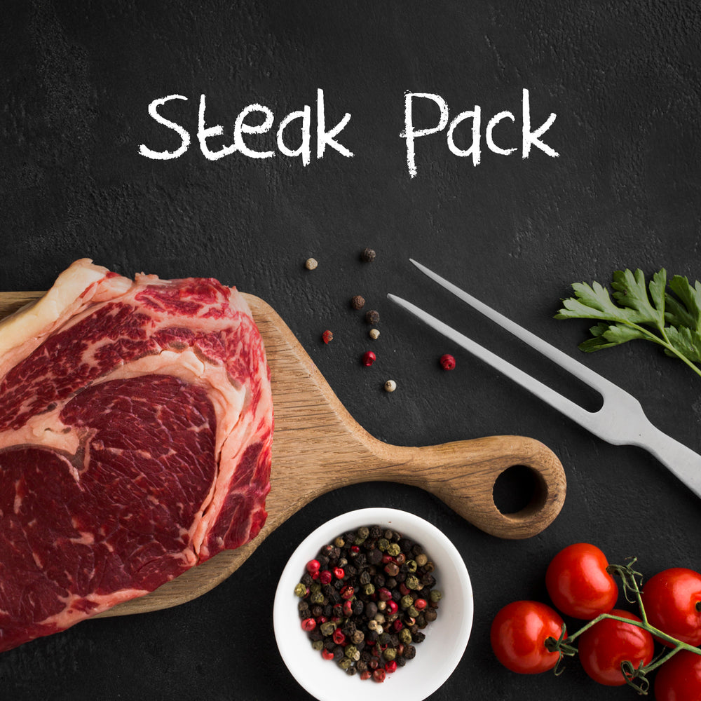 Steak Pack - 14 prime steaks