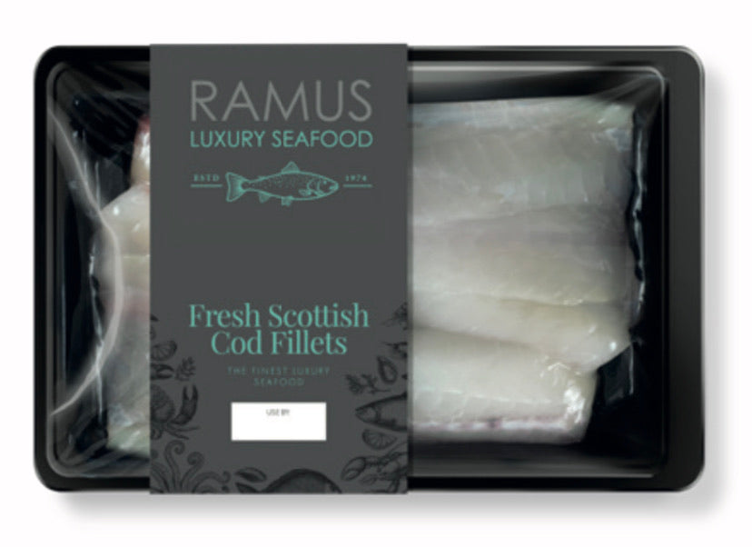 Load image into Gallery viewer, Scottish Cod Fillets