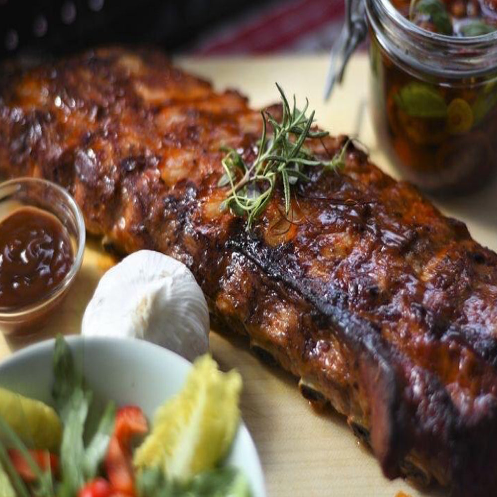BBQ Baby Back Pork Ribs