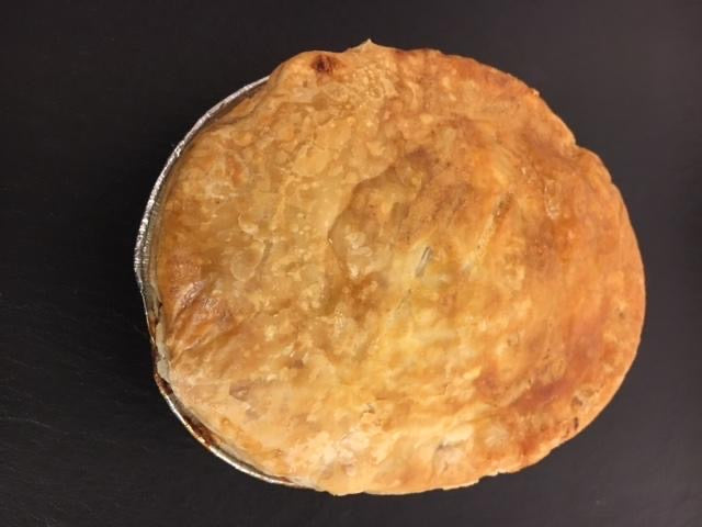 Minced beef and onion pie