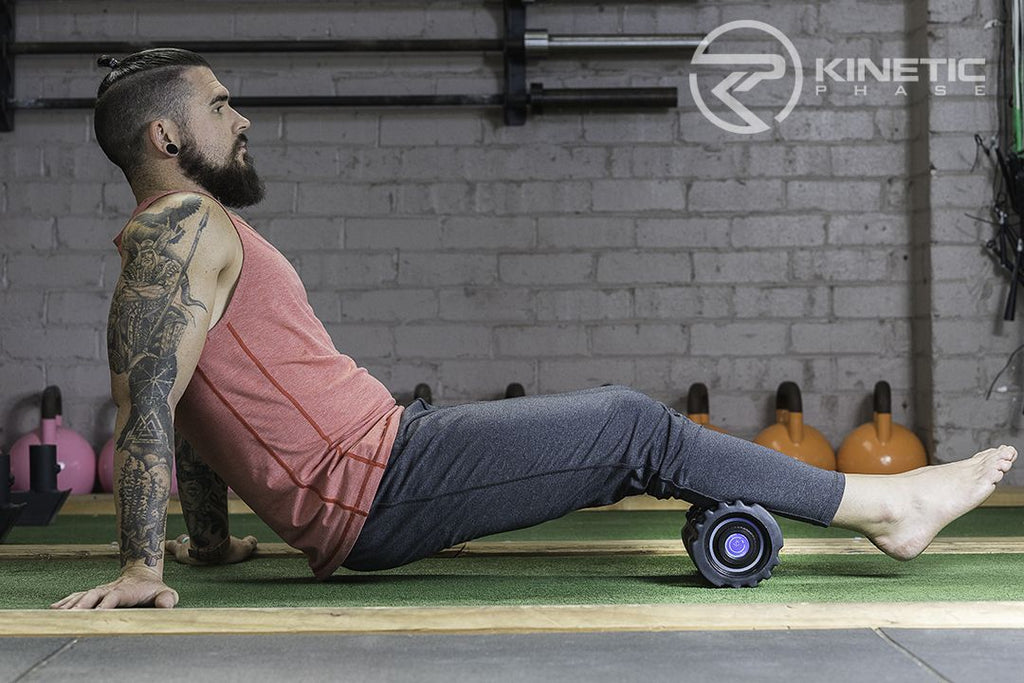 Foam Rolling Your Calves