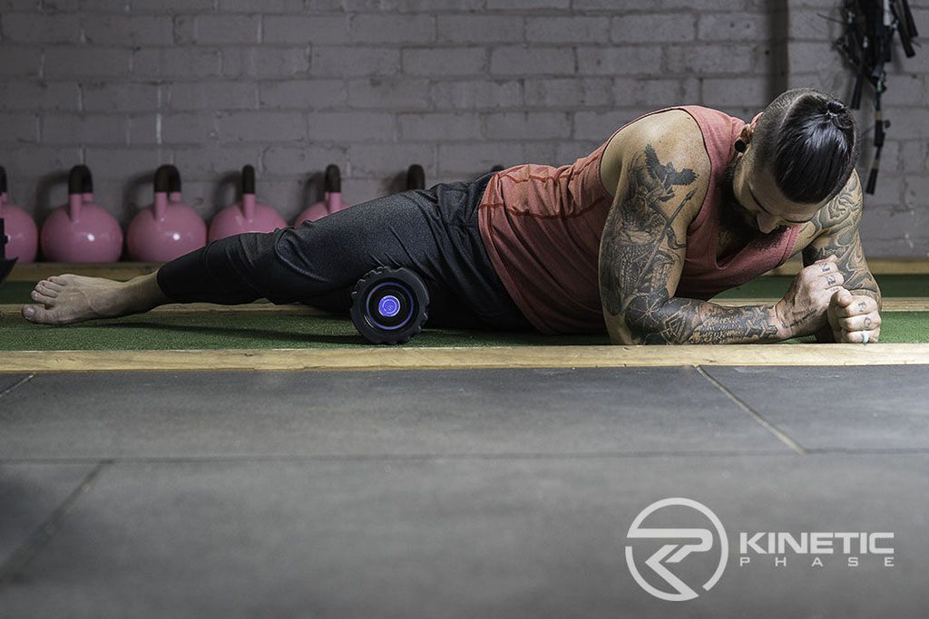 Foam Rolling Your Adductors
