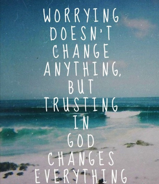 "Trusting God When Everything Is ""Just Okay"""
