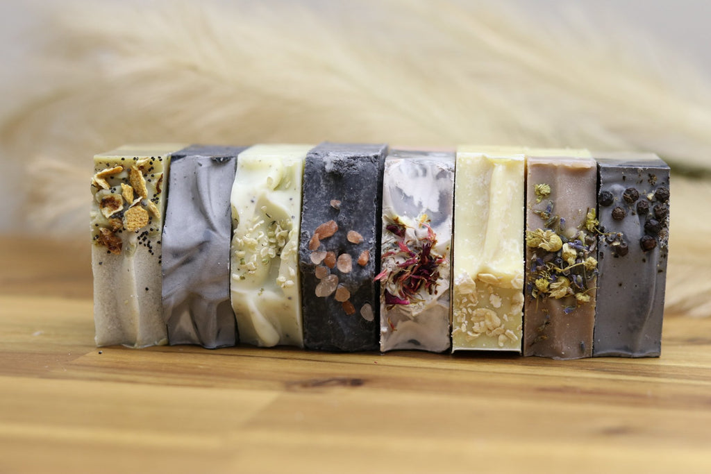 Handmade natural soap Soapy Butter Co Melbourne