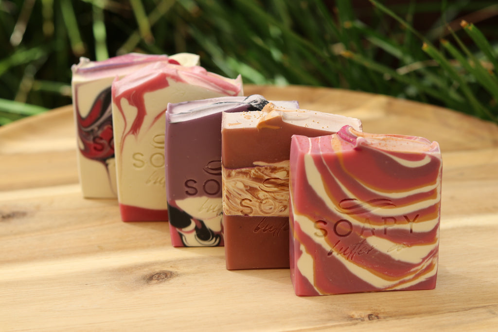 Soapy butter co natural handmade soap melbourne