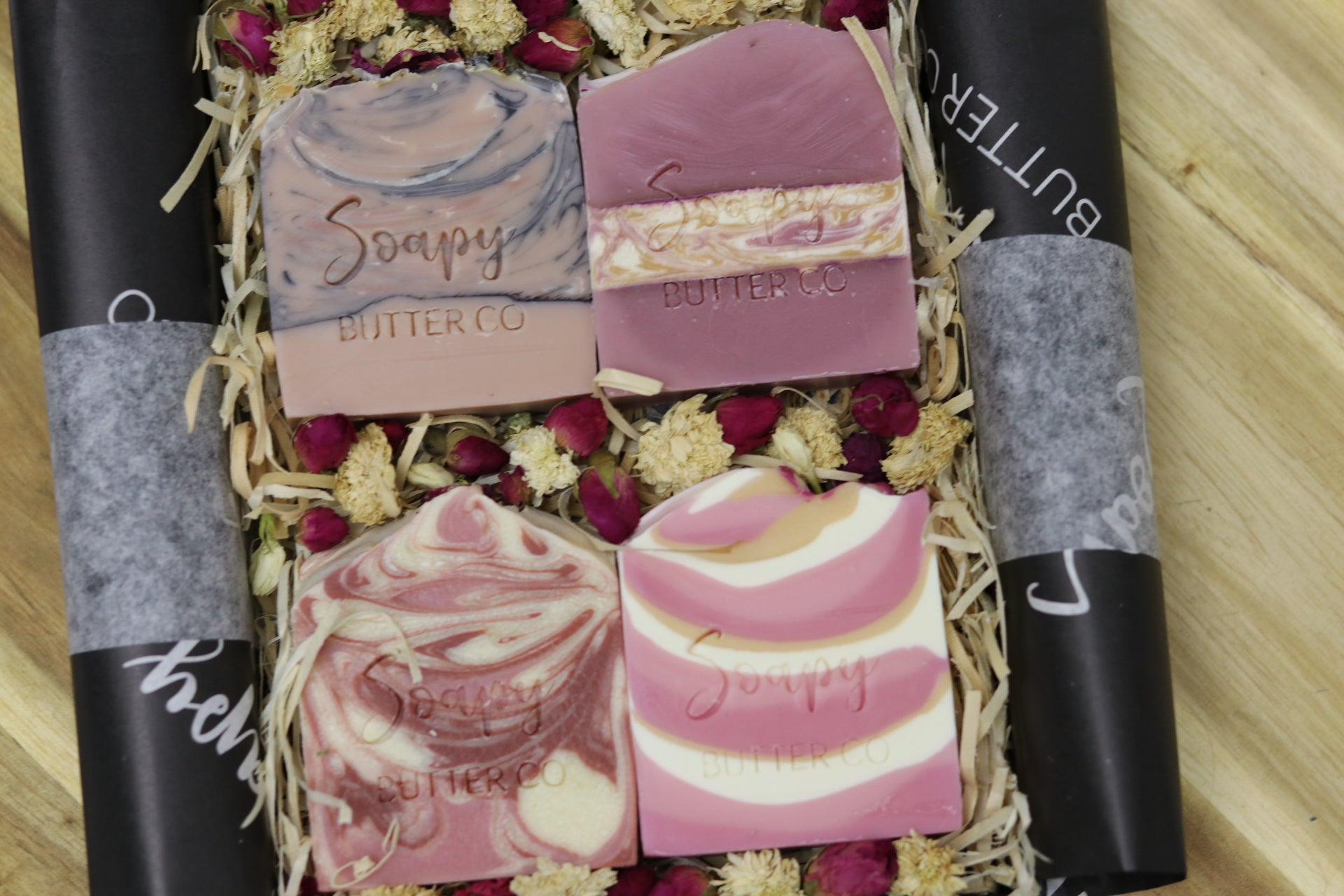 Soapy Butter Co Melbourne Soap Gift Pack