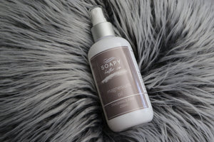 Soapy Butter Co Melbourne magnesium oil spray trigger