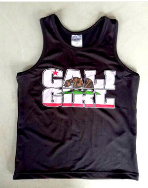 Cali Girl Tank Top Mommy & Me
