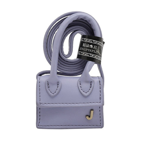 Image of Luxury Handle Mini J Bags