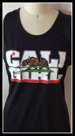 Cali Girl Tank Top - Cali Girl Brand