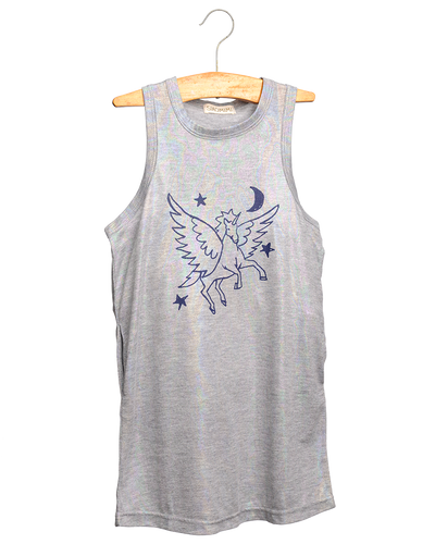 Unicorn tank dress