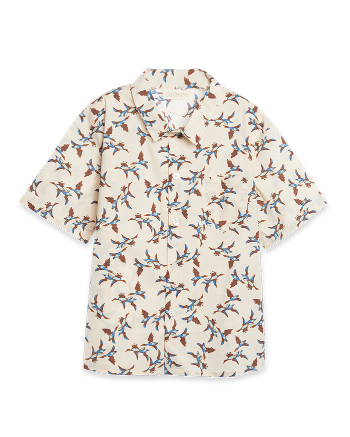 Boys Summer Shirt