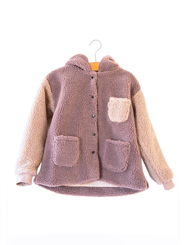 Chunky Fleece Coat