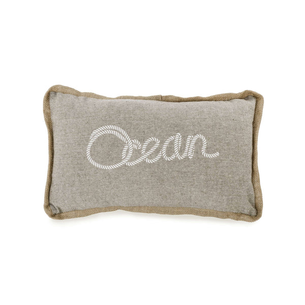 Rectangle Ocean Cushion
